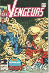 Les vengeurs (Éditions Héritage) -134135- Le mal éternel