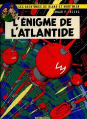 Blake et Mortimer (Les Aventures de) -7d2016- L'Énigme de l'Atlantide