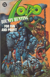 Lobo (One shots & Various) -GN- Lobo: Bounty Hunting for Fun and Profit