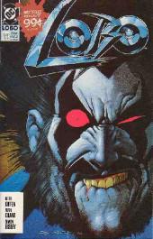 Lobo (1990) -1- The last czarnian part 1: Portrait of a psychopath