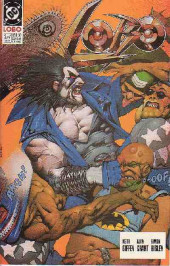 Lobo (1990) -2- The last czarnian part 2: Lord of the dance