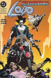 Lobo: Unamerican Gladiators (1993) -3- Unamerican Gladiators part 3: E pluribus fragum!