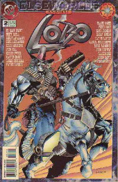 Lobo (1993) -AN02- A fistful of bastiches