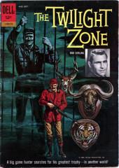 Twilight Zone (The) (Dell - 1962) -210- (sans titre)