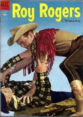 Roy Rogers Comics (Dell - 1948)