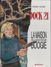 Dock 21 -3a99- La maison du docteur boogie