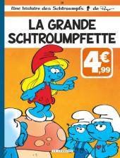 Les schtroumpfs -28Ind2- La grande Schtroumpfette