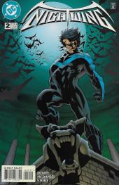 Nightwing Vol. 2 (1996) -2- Gangland Express