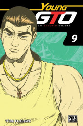 Young GTO - Shonan Junaï Gumi (Volume Double) -9- Tome 9