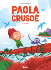 Paola Crusoé -1a18- Naufragée