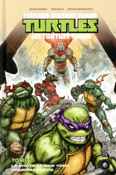 Teenage Mutant Ninja Turtles - Les Tortues Ninja (HiComics) -2- La chute de New-York 1/2