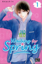 Waiting for spring -1- Tome 1