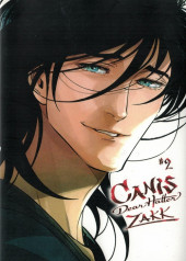 Canis, dear hatter 1 -2- Tome 2
