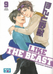Like the Beast -9- Tome 9