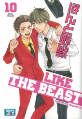 Like the Beast -10- Tome 10