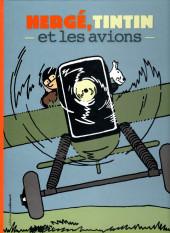 (AUT) Hergé - Hergé, Tintin et les avions