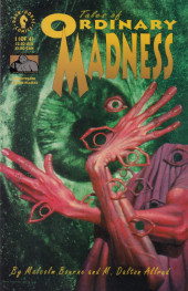 Couverture de Tales of Ordinary Madness (1992) -1- Tales of Ordinary Madness #1