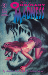 Couverture de Tales of Ordinary Madness (1992) -3- Tales of Ordinary Madness #3