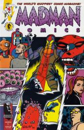Madman Comics (1994) -5- Comes the Blast!