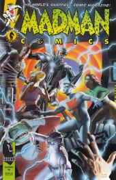 Madman Comics (1994) -10- Runaway Renegade Robots