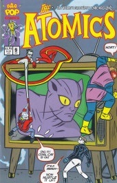 Atomics (the) (2000) -9- Outside Underfoot!