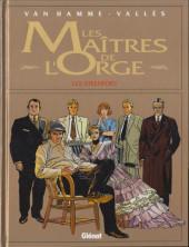 Les maîtres de l'Orge -8a07- Les Steenfort