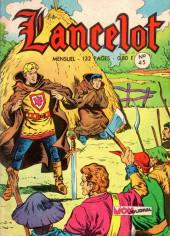 Lancelot (Mon Journal) -45- L'épée du Sénéchal