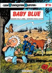 Les tuniques Bleues -24a2001- Baby Blue
