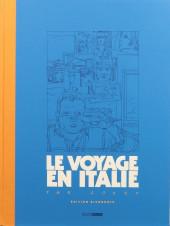 Le voyage en Italie - Tome INTTT