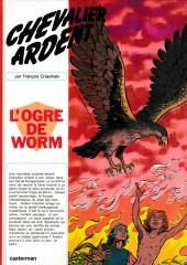 Chevalier Ardent -9a1981- L'ogre de Worm