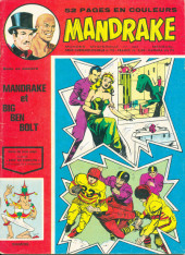 Mandrake (1re Série - Remparts) (Mondes Mystérieux - 1) -424- La ville de Joyaux