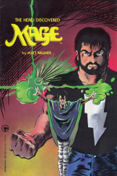 Mage (1984) -1- Chapter 1: Outrageous Slings and Arrows