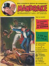 Mandrake (1re Série - Remparts) (Mondes Mystérieux - 1) -391- la chasse aux ravisseurs de NARDA