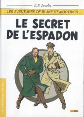 Blake et Mortimer (Les Aventures de) -MBD18- Le Secret de l'Espadon - Le Monde de la BD - 18