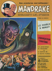 Mandrake (1re Série - Remparts) (Mondes Mystérieux - 1) -385- Le diable à minuit