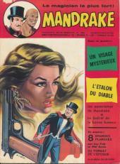 Mandrake (1re Série - Remparts) (Mondes Mystérieux - 1) -386- Un visage mystérieux