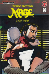 Mage (1984) -7- Chapter 7: Lady, Shall I Lie In Your Lap?