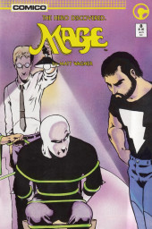 Mage (1984) -8- Chapter 8: Against a Sea of Troubles