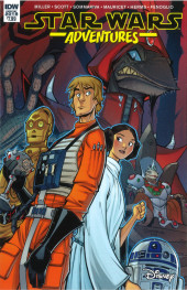Star Wars Adventures (2017) -AN2018- Mind Your Manners