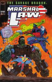 Savage Dragon/ Marshal Law (The) (1997) -2- The Savage Dragon/ Marshal Law #2