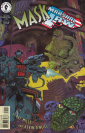 Mask/ Marshal Law (the) (1998) -1- The Mask/ Marshal Law #1