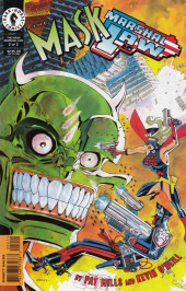 Mask/ Marshal Law (the) (1998) -2- The Mask/ Marshal Law #2