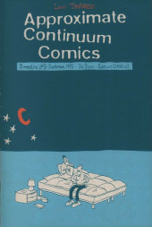 Approximate Continuum Comics -3- Tome 3