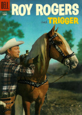 Roy Rogers and Trigger (Dell - 1955) -92- (sans titre)