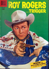 Roy Rogers and Trigger (Dell - 1955) -93- (sans titre)