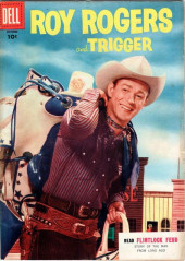 Roy Rogers and Trigger (Dell - 1955) -94- (sans titre)