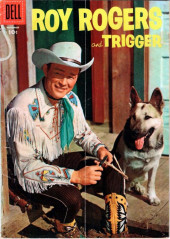 Roy Rogers and Trigger (Dell - 1955) -95- (sans titre)
