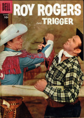 Roy Rogers and Trigger (Dell - 1955) -96- (sans titre)