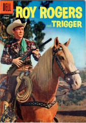 Roy Rogers and Trigger (Dell - 1955) -97- (sans titre)