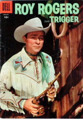Roy Rogers and Trigger (Dell - 1955) -98- (sans titre)